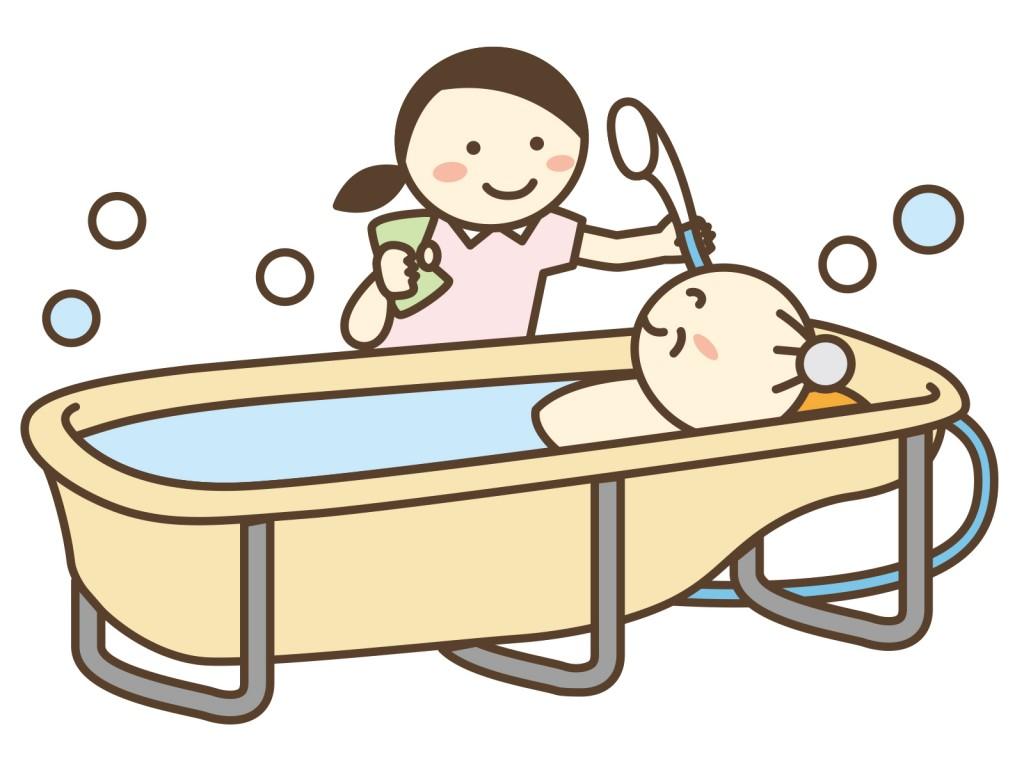 洗身・入浴についての調査