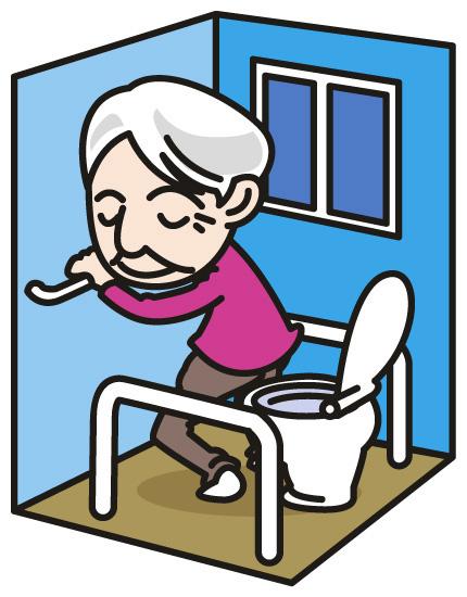 排尿・トイレの介助についての調査
